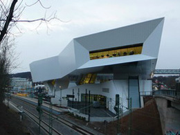 Το νέο μουσείο της Porsche