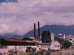Περιήγηση στη βιομηχανική κληρονομιά της Καλαμάτας