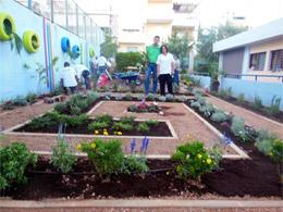 Σχολικός κήπος