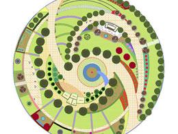 Σχεδιασμός πλατείας σε πόλη της Μεσοποταμίας
