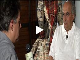 ΠΥΡΓΟΣ ΠΕΙΡΑΙΑ 2010.Συνέντευξη με τον Νίκο Καλογήρου