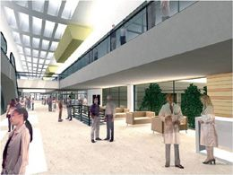 Erasinio Oncology and Cancer Centre in Coropi, Athens
