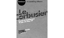 Έκθεση 'Le Corbusier