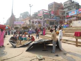 Η οικειοποίηση του δημόσιου χώρου στις Ινδίες