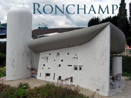 Ο βανδαλισμός(;) της εκκλησίας της Ronchamp