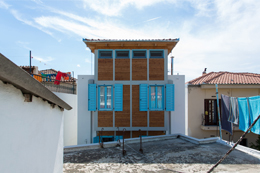 MONOCHORD:HOUSE IN AGRIA, MAGNESIA, GREECE (2016)
