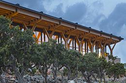 Η αρχιτεκτονική του Μουσείου Μαστίχας