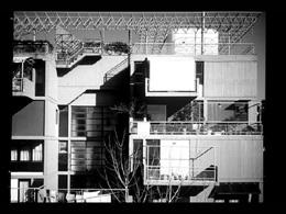 Έκθεση : Τ. Μπίρης – Δ. Μπίρης,  Αρχιτεκτονική (Η δεύτερη ενότητα)