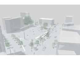 Διαμόρφωση κεντρικής πλατείας  Κοζάνης