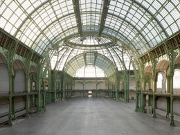 Ανακαίνιση του ιστορικού Grand Palais στο Παρίσι από τους LAN