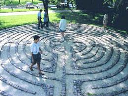 Βασικές σχεδιαστικές αρχές θεραπευτικών κήπων.