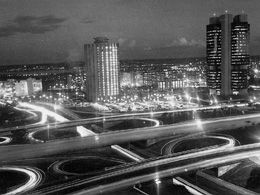 Brasília, 'capital of the highways and skyways'