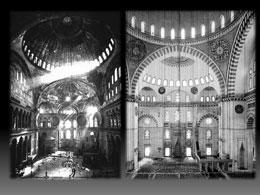 Το φώς στη σύνθεση των Ισλαμικών ιερών