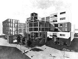 Κτιριακό/ εμπορικό συγκρότημα στο Βόλο