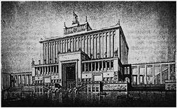 Ο «φύλακας άγγελος» της σοβιετικής αρχιτεκτονικής