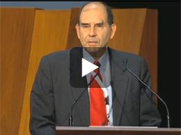 Nikos Salingaros speaks at the Athens Dialogues