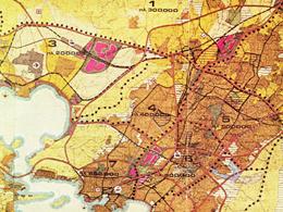 Τα ρυθμιστικά σχέδια Αθηνών και οι μεταβολές των πλαισίων τους