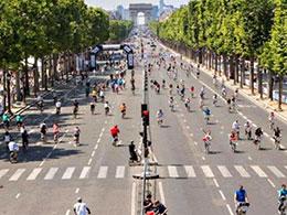 27 Σεπτεμβρίου, Παρίσι χωρίς αυτοκίνητα