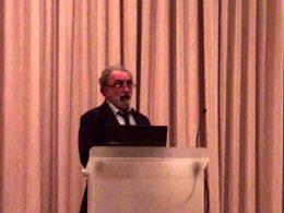 Βιντεοσκόπηση ομιλίας του καθηγητή Π. Τουλιάτου