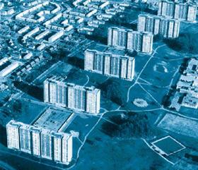 Ιδεολογία κατασκευών-Ανοδος και πτώση των γιγάντων