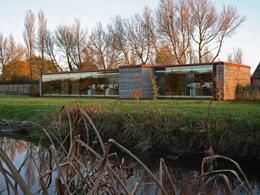 Long Barn Studio, Nicolas Tye Architects