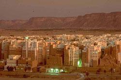 Πόλη Shibam στην Υεμένη - 'Το Μανχάταν της Ερήμου'