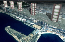 HyperBuildings ('Υπερ-Κτίρια') στην περιοχή του Ελληνικού.-Μια ρηξικέλευθη πρόταση για την πόλη της Αθήνας.