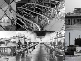 Εργαστήρια Βιομηχανικής Κληρονομιάς 2012 - 2013