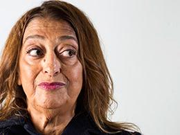 Οι έλληνες αρχιτέκτονες του γραφείου Zaha Hadid Architects μιλάνε για τη Zaha